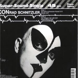 CONRAD SCHNITZLER - AUF DEM SCHWARZEN KANAL (Back)