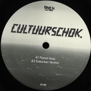 CULTUURSCHOK. - PLANET HOAX EP