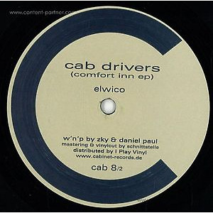 Cab Drivers - Comfort Inn Ep (Reissue)
