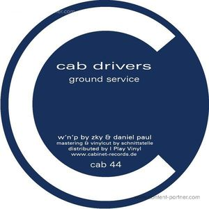 Cab Drivers - Ground Service