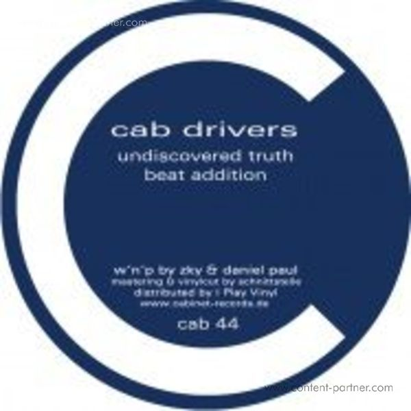 Cab Drivers - Ground Service (Back)