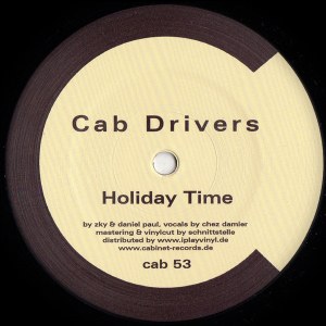 Cab Drivers - Holiday Time (feat. Chez Damier)