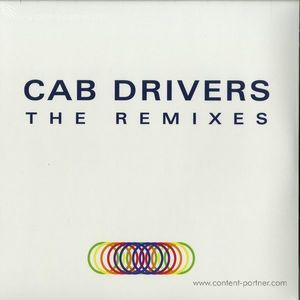 Cab Drivers - The Remixes (2x12'')