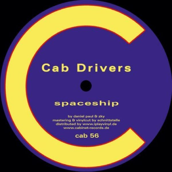 Cab Drives - SPACESHIP / QUOTES