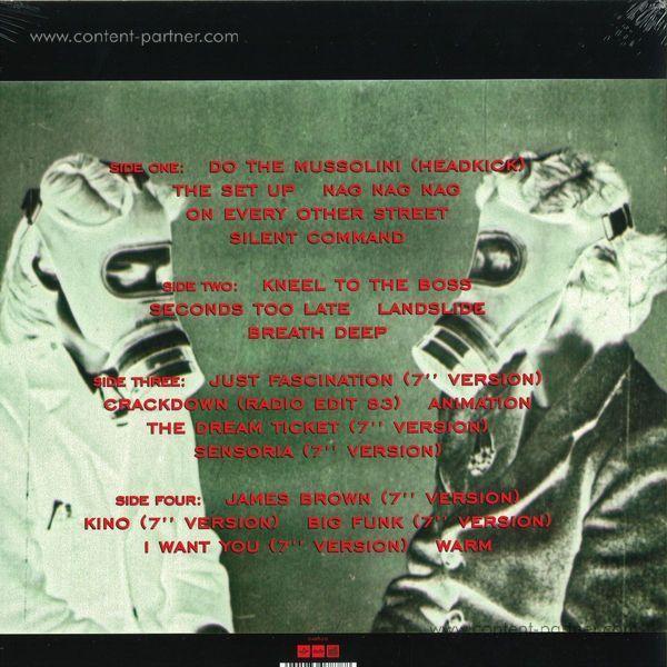 Cabaret Voltaire - No. 7885 (Electropunk To Technopop 1978) (Back)
