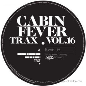 Cabin Fever - Cabin Fever Trax Volume 16 (Repress)