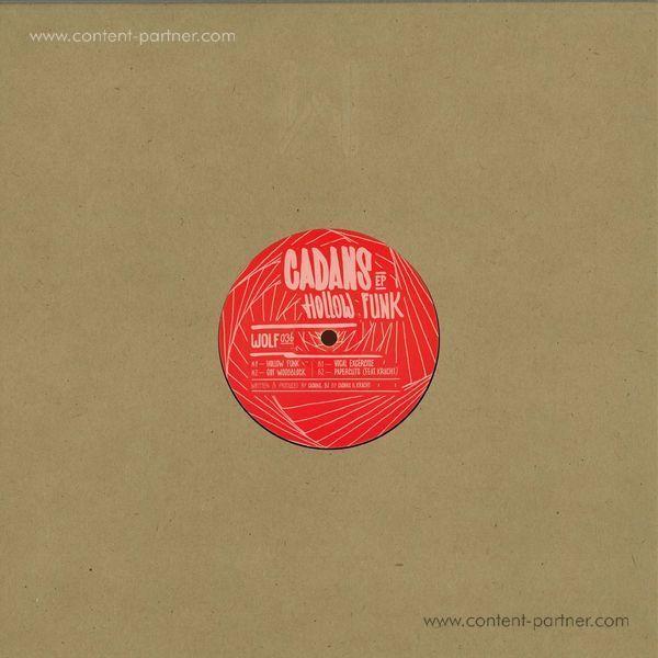 Cadans - Hollow Funk EP (Back)