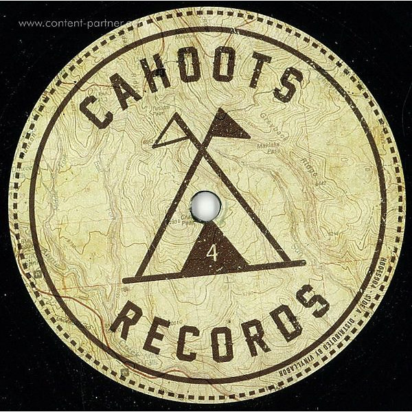 Cahoots Records - Volume 4 (Vinyl Only)