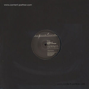 Calibre & High Contrast - Mr. Majestic (Vinyl Only) Repress
