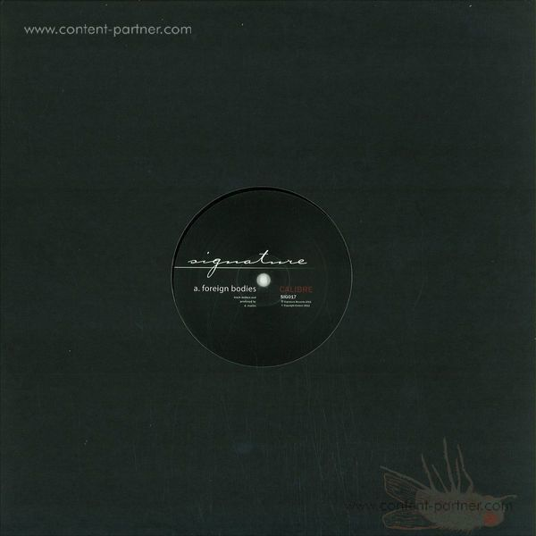 Calibre - Foreign Bodies / Ugly Duckling