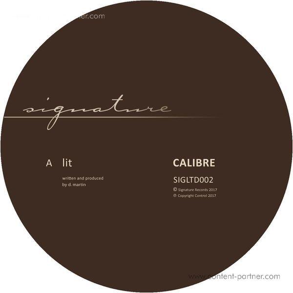 Calibre - Lit / Gentle Push
