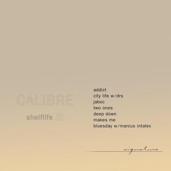 Calibre - Shelflife 5 (Back)