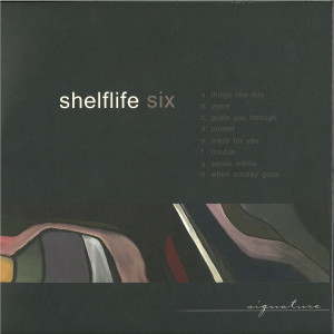 Calibre - Shelflife 6 [full colour slipcase / incl. dl code] (Back)