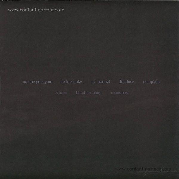 Calibre - The Deep (Back)