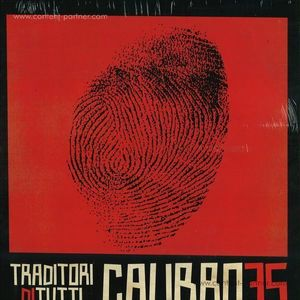 Calibro 35 - Traditori Di Tutti (Gatefold LP Ltd. Edition)