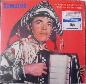 Camarao - The Imaginary Soundtrack To A Brazilian Western
