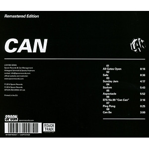 Can - Can (Remastered) (Back)