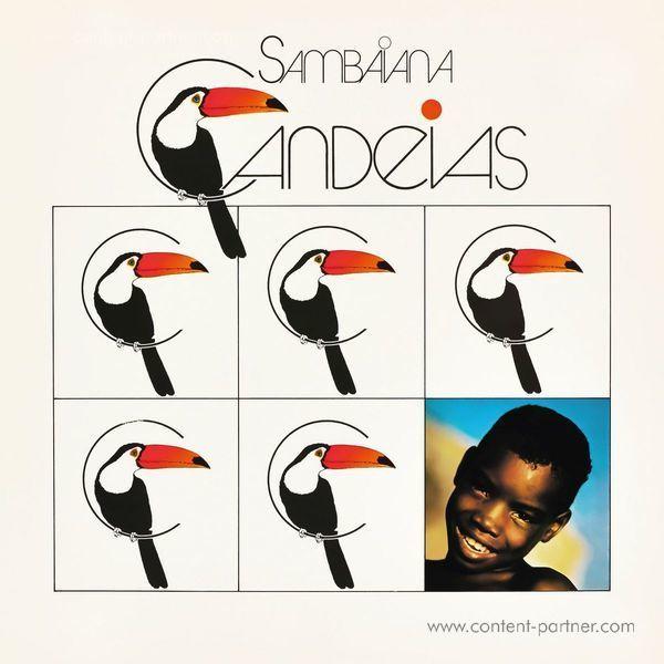 Candeias - Sambaiana (180g LP+MP3)