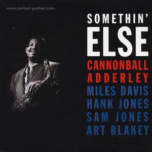 Cannonball Adderley - Somethin' Else (LP)