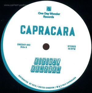 Capracara - Digital Dungeon / Digital Dungeon