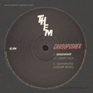 Cardopusher - Mindwarp (incl. Joefarr Remix)