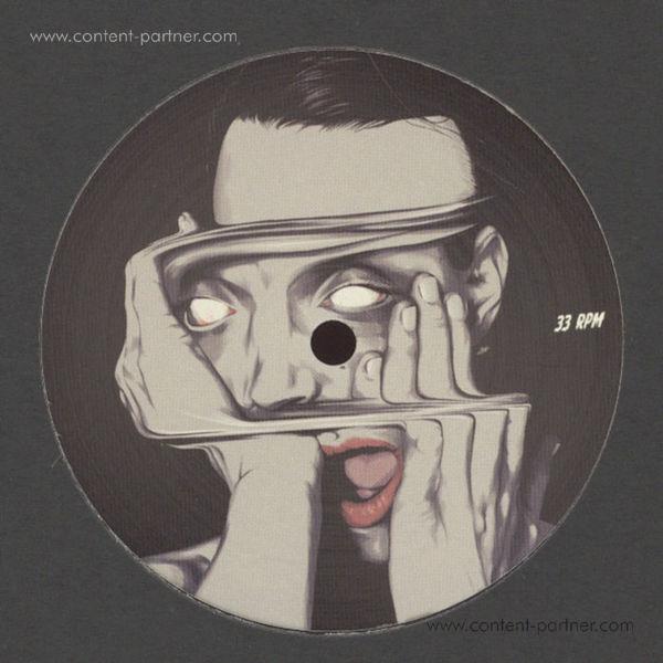 Cardopusher - Mindwarp (incl. Joefarr Remix) (Back)