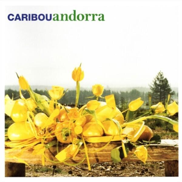 Caribou - Andorra (Reissue LP)