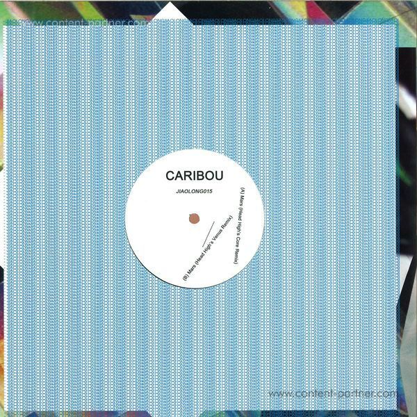 Caribou - Mars (Head High's Core) (Back)