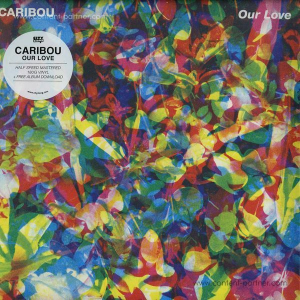 Caribou - Our Love (LP)