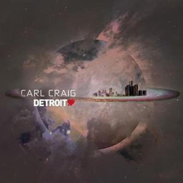 Carl Craig - Detroit Love 2 (2LP)