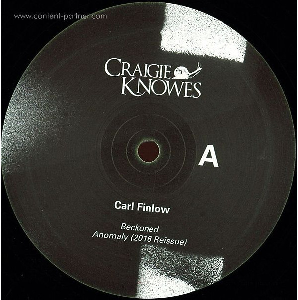 Carl Finlow - Beckoned EP