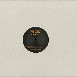 Carl Finlow - Boot Loop EP (reissue) (Back)