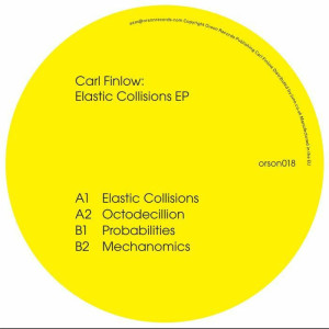 Carl Finlow - Elastic Collisions EP (Back)