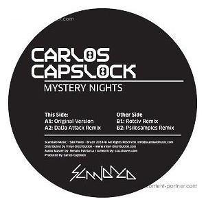 Carlos Capslock - Mystery Nights