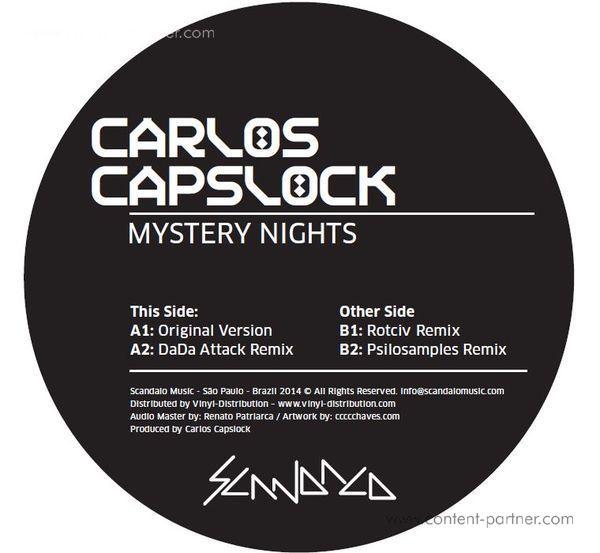 Carlos Capslock - Mystery Nights