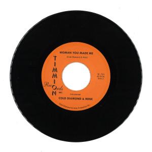 Carlton Jumel Smith feat. Cold Diamond & Mink - Woman You Made Me (7