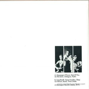 Carmody - Sleep On Mirrors: The 1981-1985 Tapes