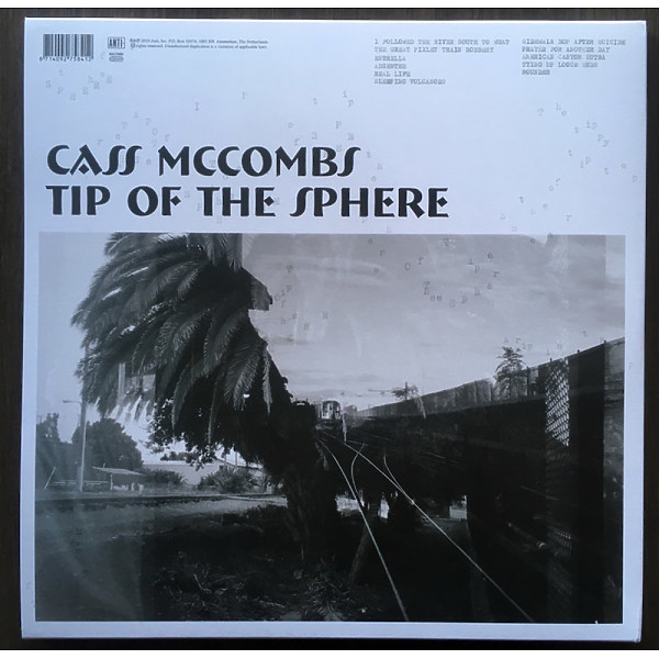 Cass McCombs - Tip Of The Sphere (2LP) (Back)