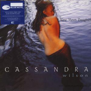 Cassandra Wilson - New Moon Daughter (Rem. + DL-Code)