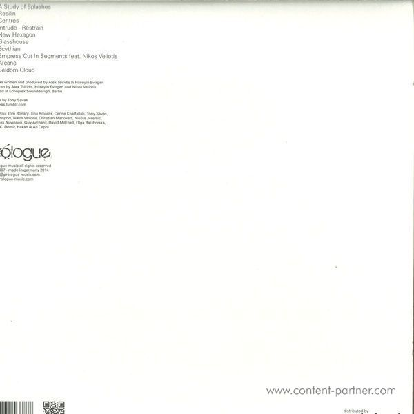 Cassegrain - Centres Of Distraction (Back)