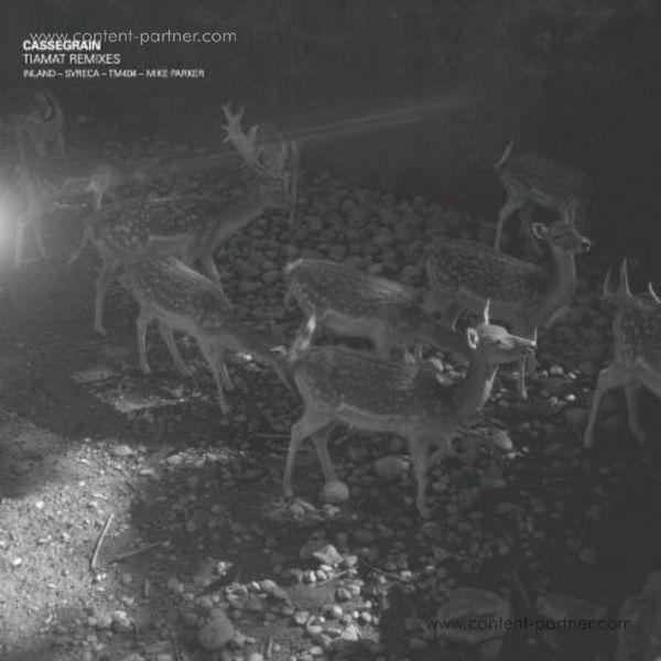 Cassegrain - Tiamat Rmxs (Back)