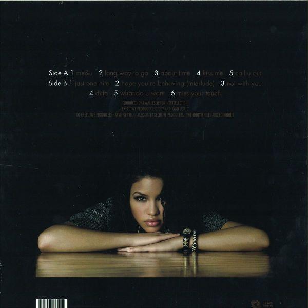 Cassie - Cassie (180g LP) (Back)