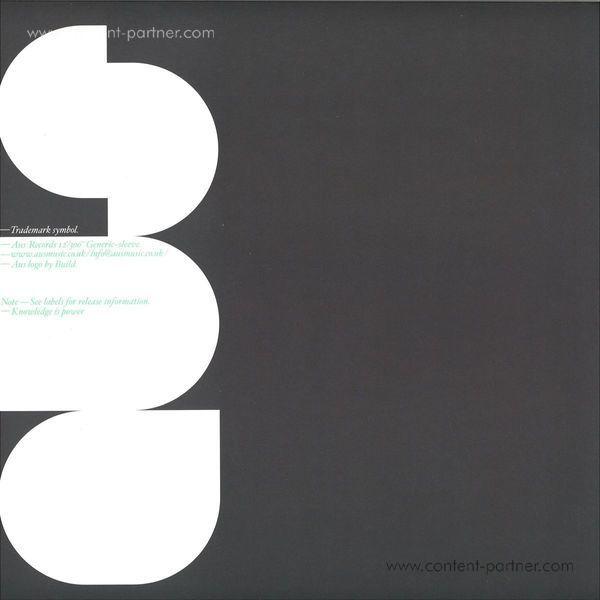 Catz 'n Dogz - Interpretations/ Bicep, Geeeman, G. Fitz (Back)