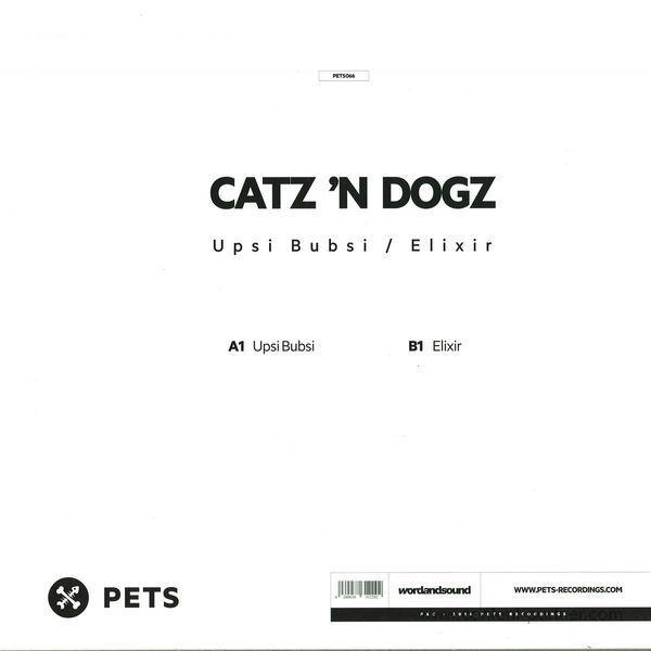Catz 'n Dogz - Upsi Bubsi, Elixir (Back)