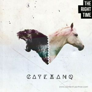 Cayetano - The Right Time (LP)