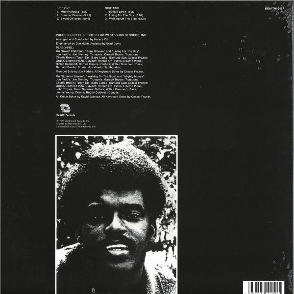 Ceasar Frazier - 75 (140g Reissue) (Back)