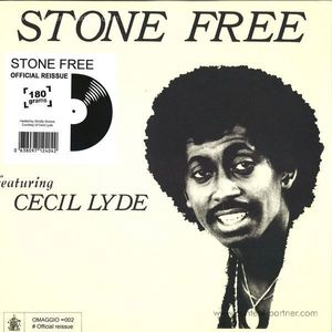 Cecil Lyde - Stone Free,180 Grams, Official Re-issue