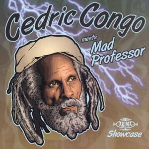 Cedric Congo meets Mad Professor - Ariwa Dub Shocase (LP)