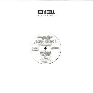 Ceephax Acid Crew - Colundi Interception EP (Back)