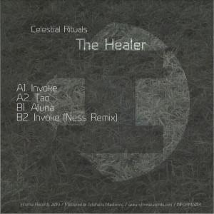 Celestial Rituals - The Healer (Back)